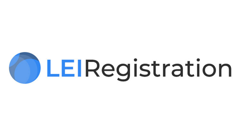 Register new LEI number