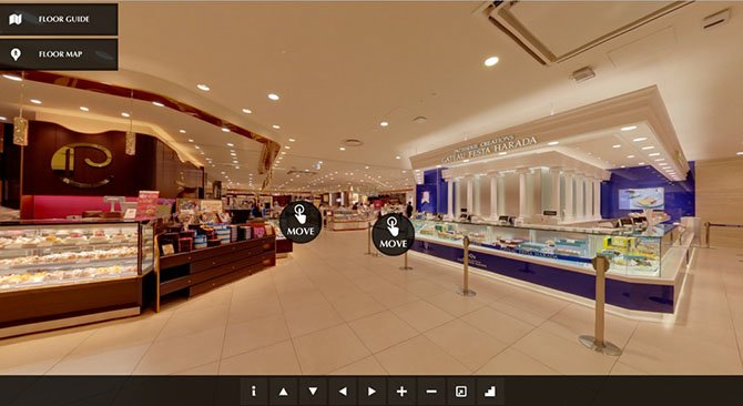 PanoPlaza: Panoramas for Shops, Facilities, & Mountains