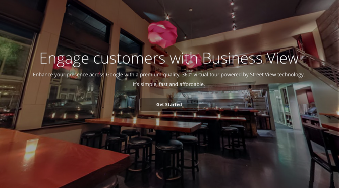 How to expand your business through Google Maps Business View